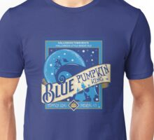 Blue Pumpkin King Unisex T-Shirt