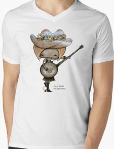 country girl Mens V-Neck T-Shirt