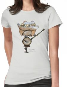 country girl Womens Fitted T-Shirt