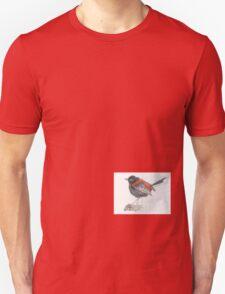 Red-backed Wren Unisex T-Shirt