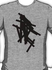 black lines 3 T-Shirt