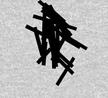 black lines 3 Unisex T-Shirt