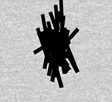 black lines 5 Unisex T-Shirt