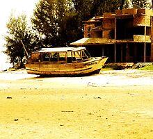Porto de Maxixe, Moçambique by Wessel