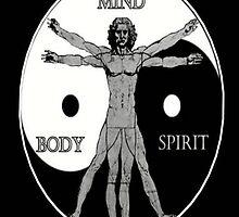 Body Mind Spirit  by KingofRicans
