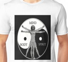 Body Mind Spirit  Unisex T-Shirt