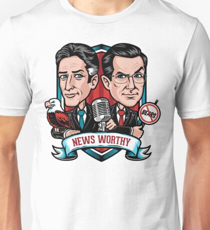 News Worthy Unisex T-Shirt
