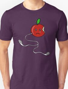 before iPod Unisex T-Shirt