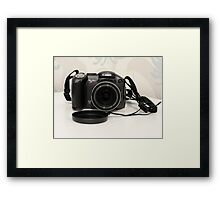 Old Faithful - End of an Era Framed Print