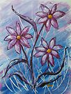 A Touch of Purple by Dianne  Ilka