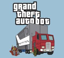 Grand Theft Autobot by Scott Annable