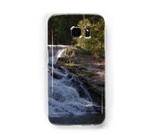 double water falls in washington Samsung Galaxy Case/Skin