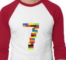 7 Men's Baseball ¾ T-Shirt