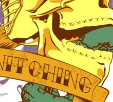 Stop Snitching Sticker