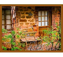 Abandoned Home, Blinman Photographic Print