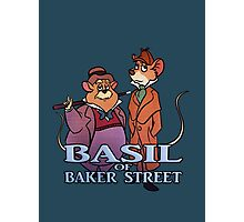 Basil of Baker Street Photographic Print