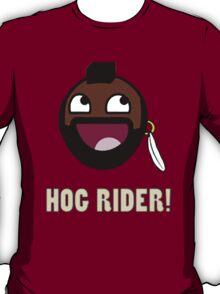 hog rider clash of clans T-Shirt