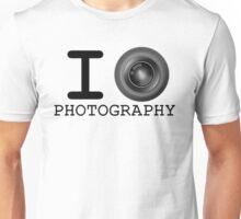 I Heart Photography Unisex T-Shirt