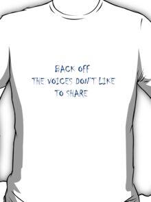 Voices 6 T-Shirt