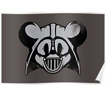 Vader Mouse Poster