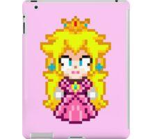 Princess Peach - Smash Bros Mini Pixel iPad Case/Skin