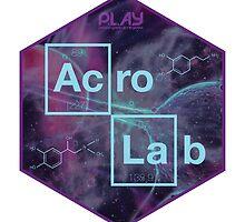 AcroLab Sticker3 by spreadtheweird