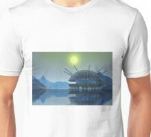 Houseboat Unisex T-Shirt