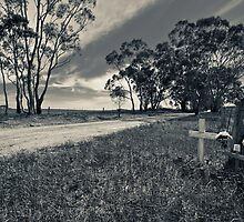 Country Roads don't always take you Home by Paul Thompson