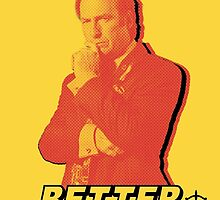 better call saul by chivoposters