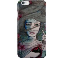 The Weight of Nothing iPhone Case/Skin