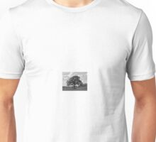 Solitary tree Unisex T-Shirt
