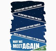 May We Meet Again Mens V-Neck T-Shirt