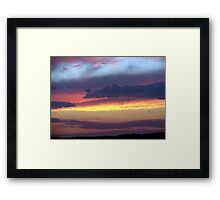 After The Storm 3-Available As Art Prints-Mugs,Cases,Duvets,T Shirts,Stickers,etc Framed Print