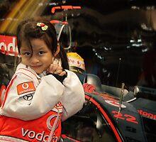 Next McLaren Driver by maorriyan
