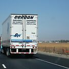 Zoomin down the Highway.......Gordon On The Road by WhiteDove Studio kj gordon