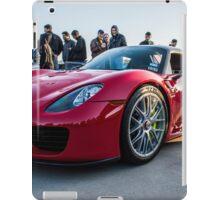 Porsche 918 Spyder iPad Case/Skin