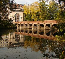 Brusselse Poort, Dendermonde by theBFG