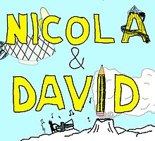 Just a Nicola and David hommage by NicolaLeigh