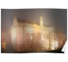 Enchanted Stirling Castle, Scotland Poster