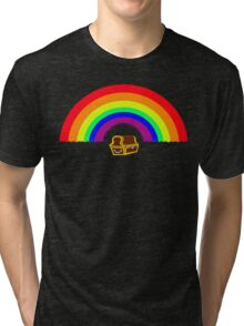"""Pot """"O"""" Gold Tri-blend T-Shirt"""