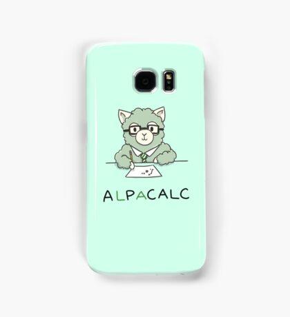 Alpacalc Samsung Galaxy Case/Skin