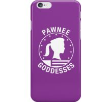 Pawnee Goddesses - Purple iPhone Case/Skin