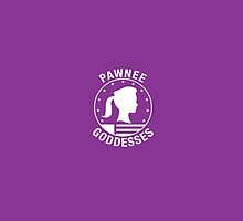 Pawnee Goddesses - Purple by tessacampbell