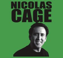 Nicolas Cage Kids Clothes