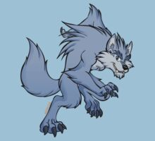 Cute werewolf by nyctherion
