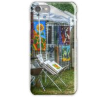 How About An Outdoor Art Market? iPhone Case/Skin