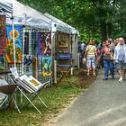 How About An Outdoor Art Market? by Jane Neill-Hancock