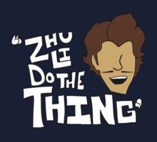 Zhu Li Do The Thing! Kids Tee