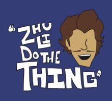 Zhu Li Do The Thing! by tikimankb11