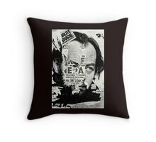 Poster Archaeology 12 Throw Pillow